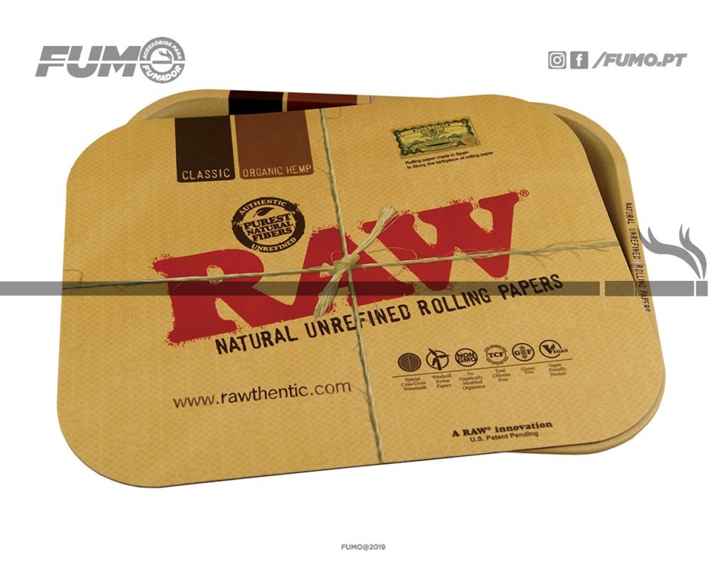 Raw Magnetic Cover