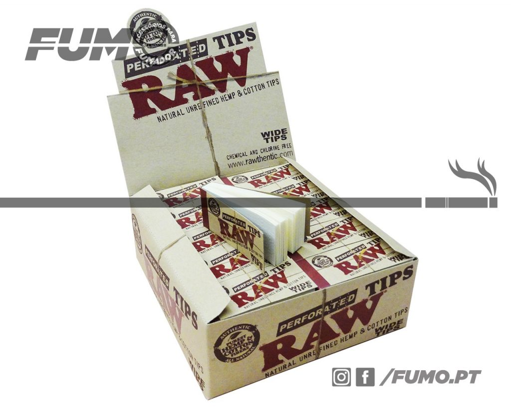 Raw Tips Wide
