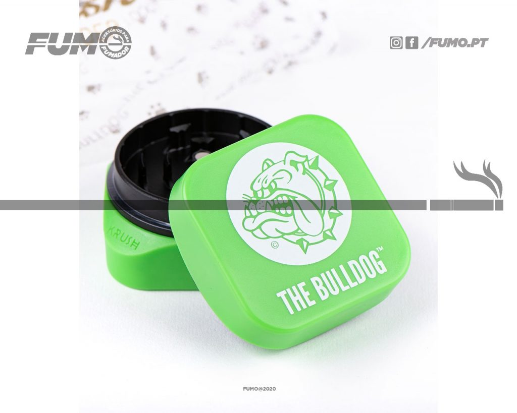 The Bulldog Amsterdam Grinder Krush Green